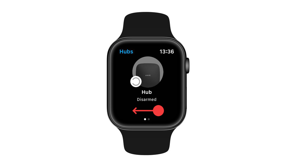 apple watch ajax